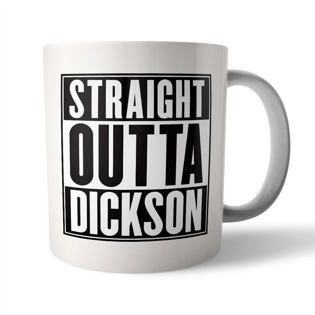 Mugs With Attitude - Dickson - Needs & Wishes Art