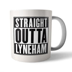 Mugs With Attitude - Lyneham - Needs & Wishes Art