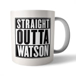 Mugs With Attitude - Watson - Needs & Wishes Art
