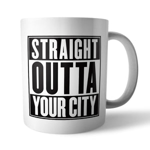 Personalised Mug with Attitude
