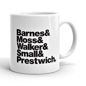 Cold Chisel Band Line-Up Mug
