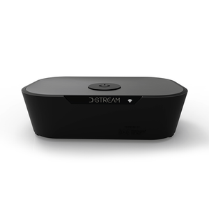 D-Stream Primo-HD Hi-Res (24-bit/192kHz) Wi-Fi Audio Adapter