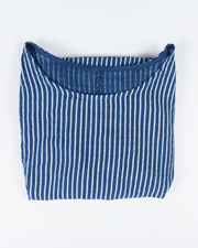 Stripe Top in Italian Linen