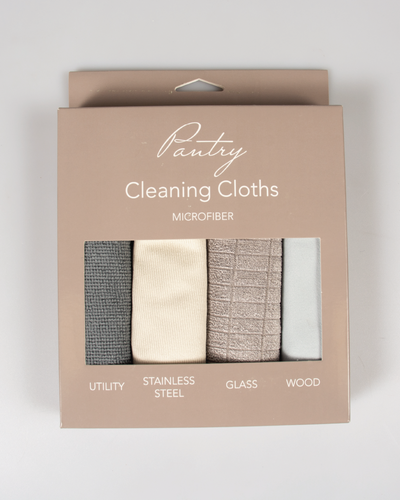 PANTRY Microfibre Cleaning Cloths