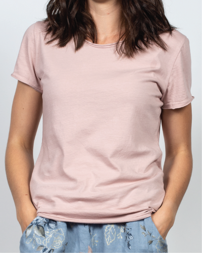 Essential Tee in Pink