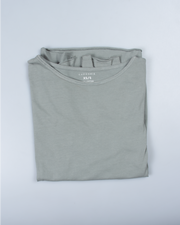 Essential Long Sleeve in Grey