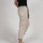 Safari Pants Skirt in Italian Cotton