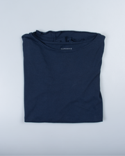 Essential Long Sleeve in Dark Navy