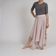 Fairy Full Skirt in Italian Linen