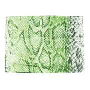 Green Snake Print Light Weight Scarf