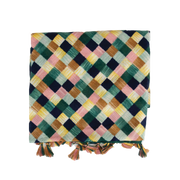 Emerald Square Light Weight Scarf
