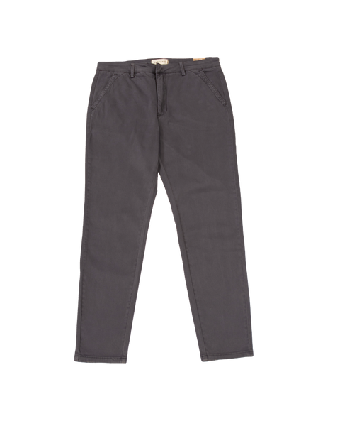 THE CORE CHINOS IN GREY
