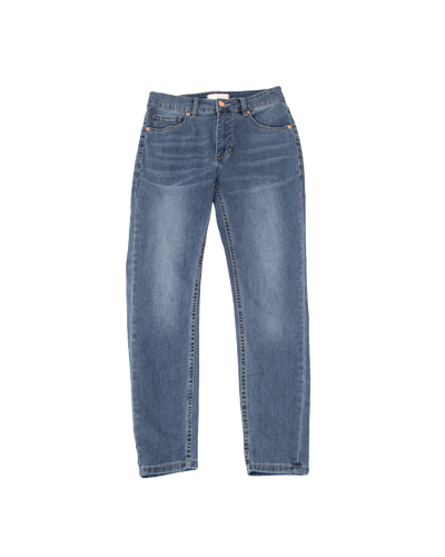 THE CORE DENIM JEANS IN LIGHT WASH
