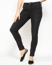 THE CORE DENIM JEANS IN BLACK WASH
