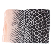 Pink Leopard Print Light Weight Scarf