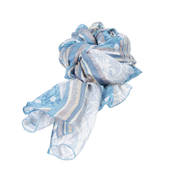 Blue Leaf Light Weight Scarf