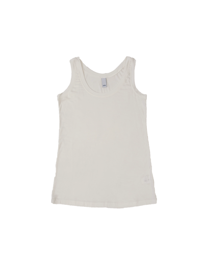 THE CORE TANK IN WHITE