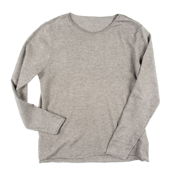 Soft Pullover - Grey