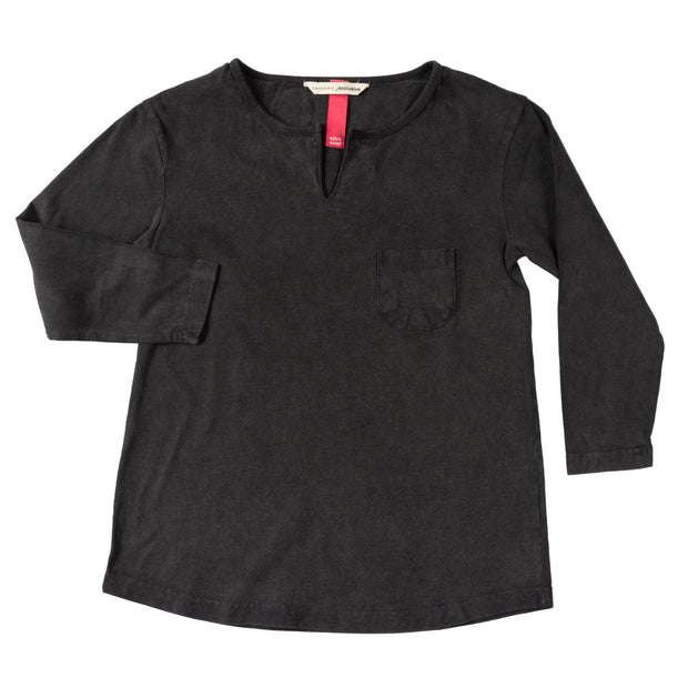 Everyday LS Shirt - Noir