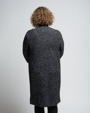 Static Knit Maxi Cardigan