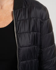 Puff Bomber - Black