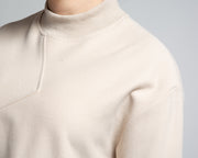 Adjustable Waist Detail Pullover