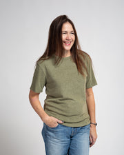 Fleece T-Shirt (7 Colours)