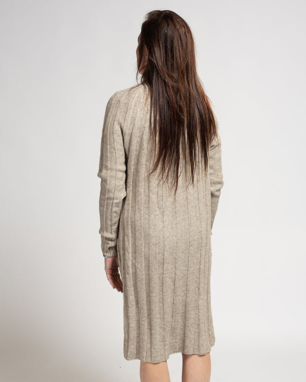 Funnel Neck Sweater Dress (3 Colours)