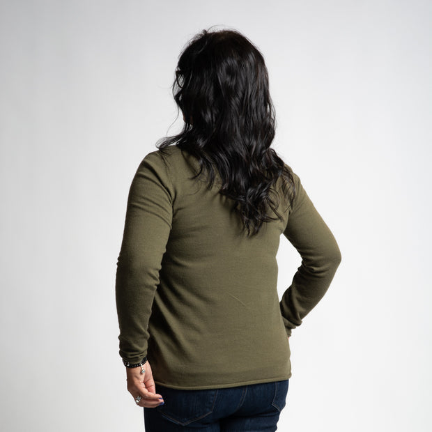 Soft Pullover - Green