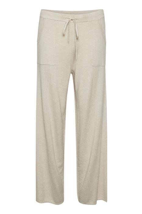 En_route Cotton Trouser - Beige