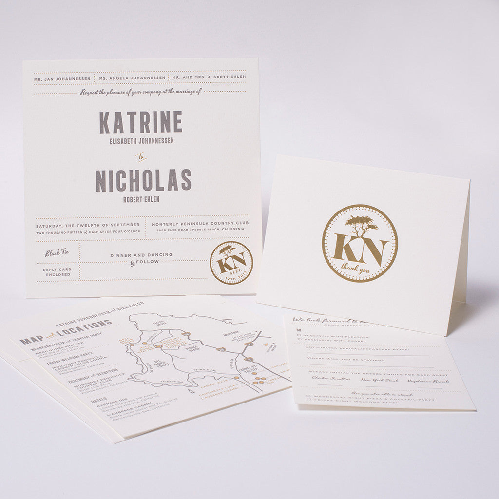 Katrine and Nicholas Wedding Suite