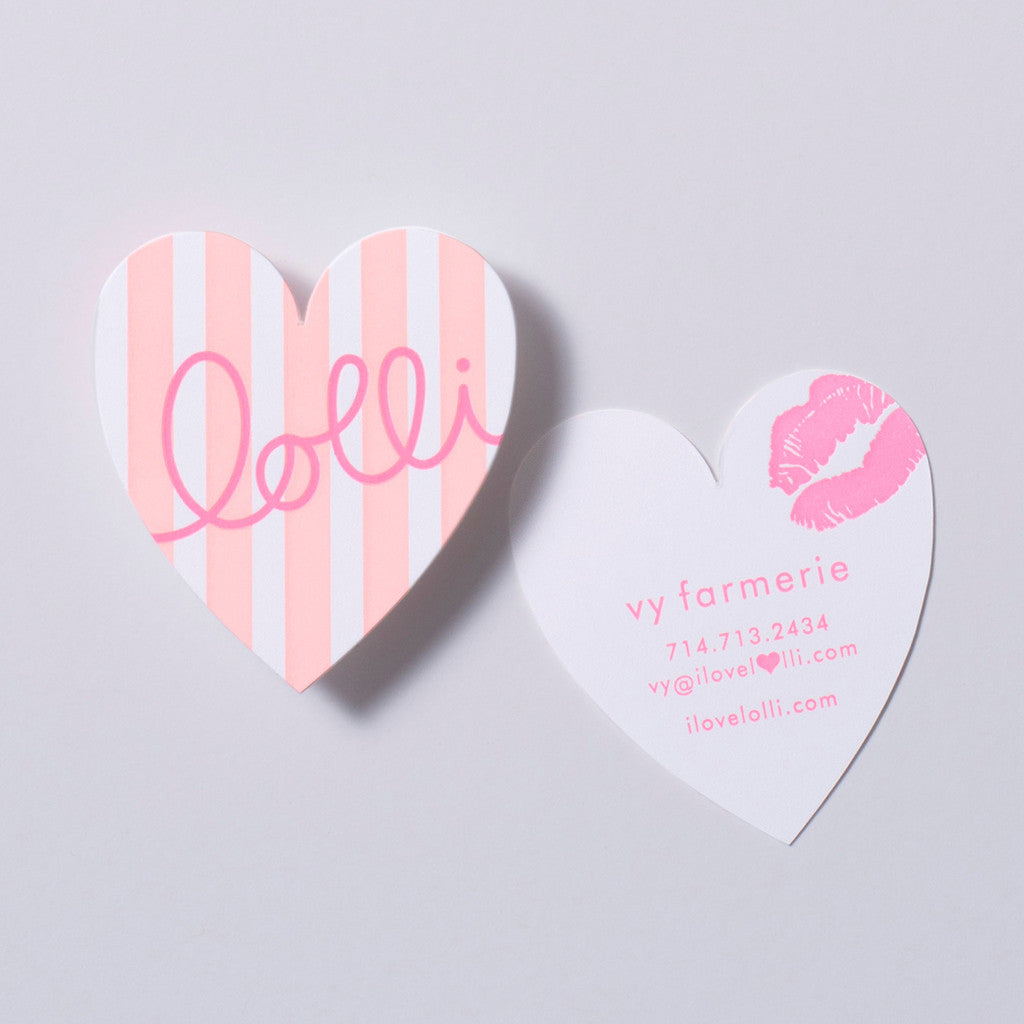 Lolli Business Cards