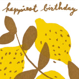 lemon tree birthday