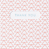 arrow pattern thank you