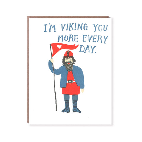 i'm viking you more