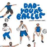 father's day baller