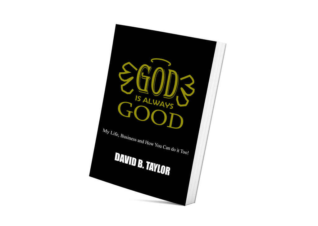 Godly Creations Clothing Releases God Is Always Good Book