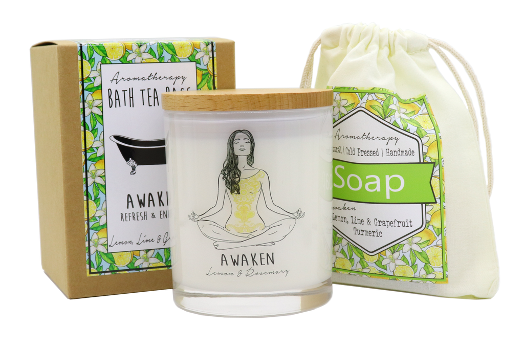 Aromatherapy Gift Packs