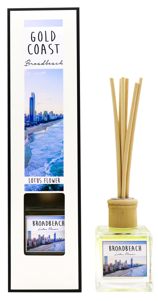 GOLD COAST Reed Diffuser - Broadbeach