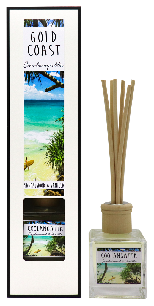 GOLD COAST Reed Diffuser - Coolangatta