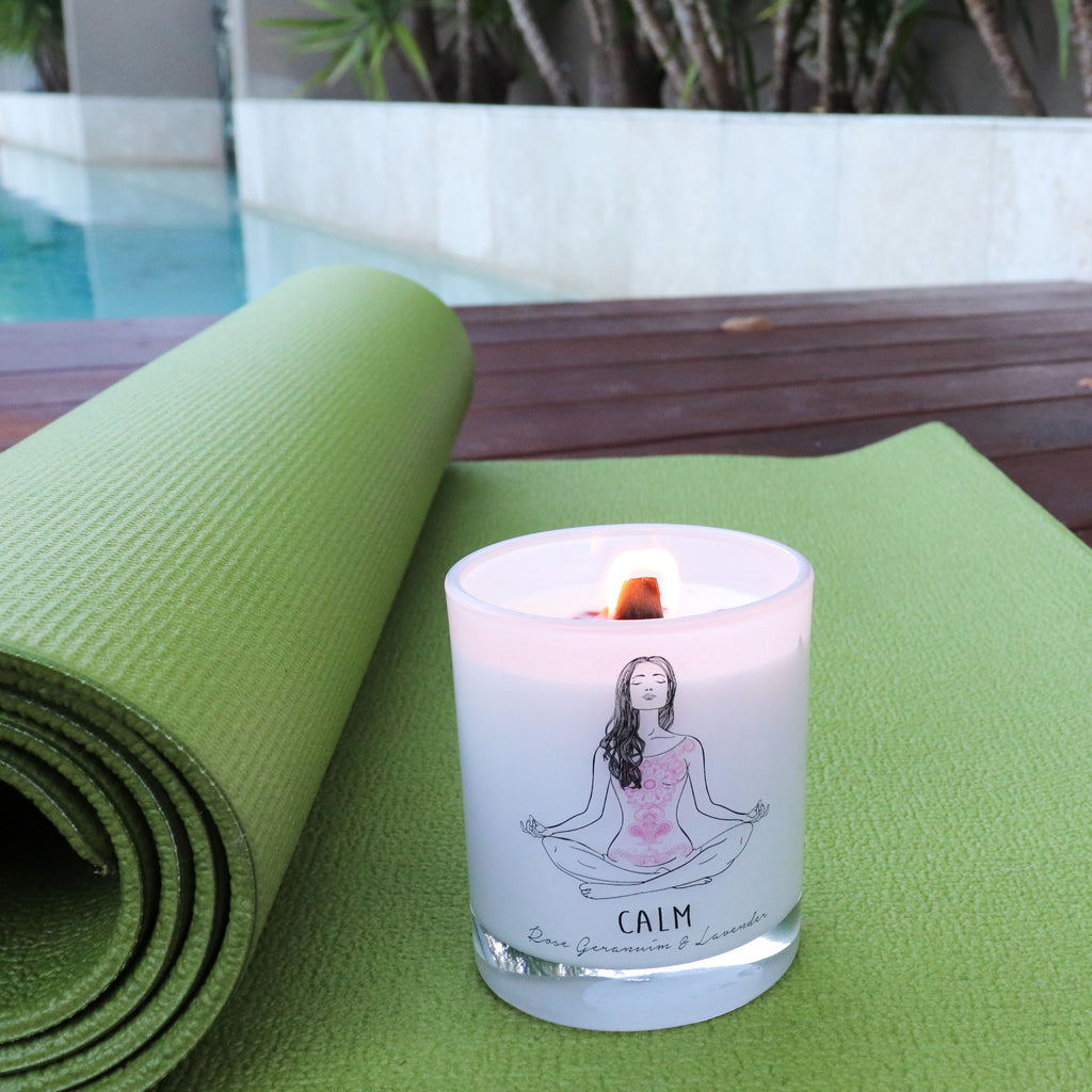 Yoga Candle - CALM