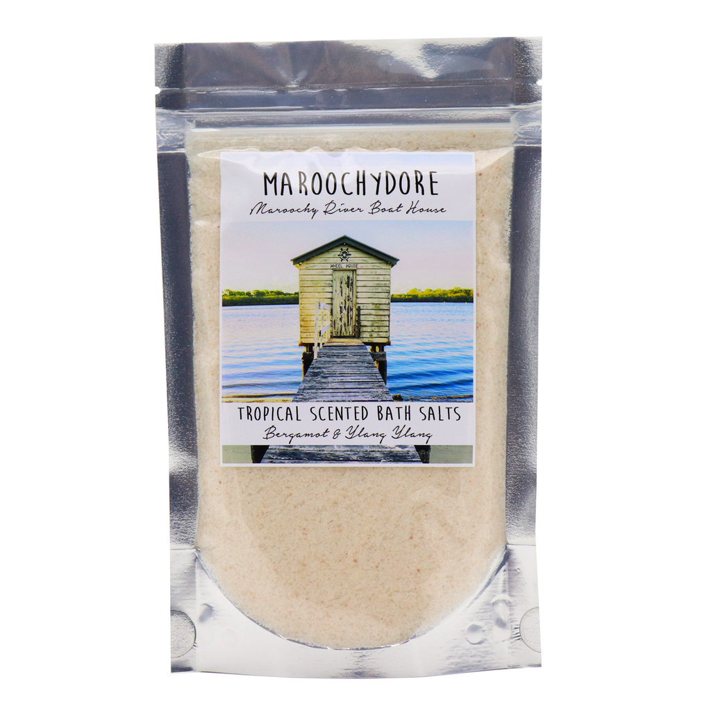 SUNSHINE COAST - Maroochy River Boat House Bath Salt - Noosa Handmade