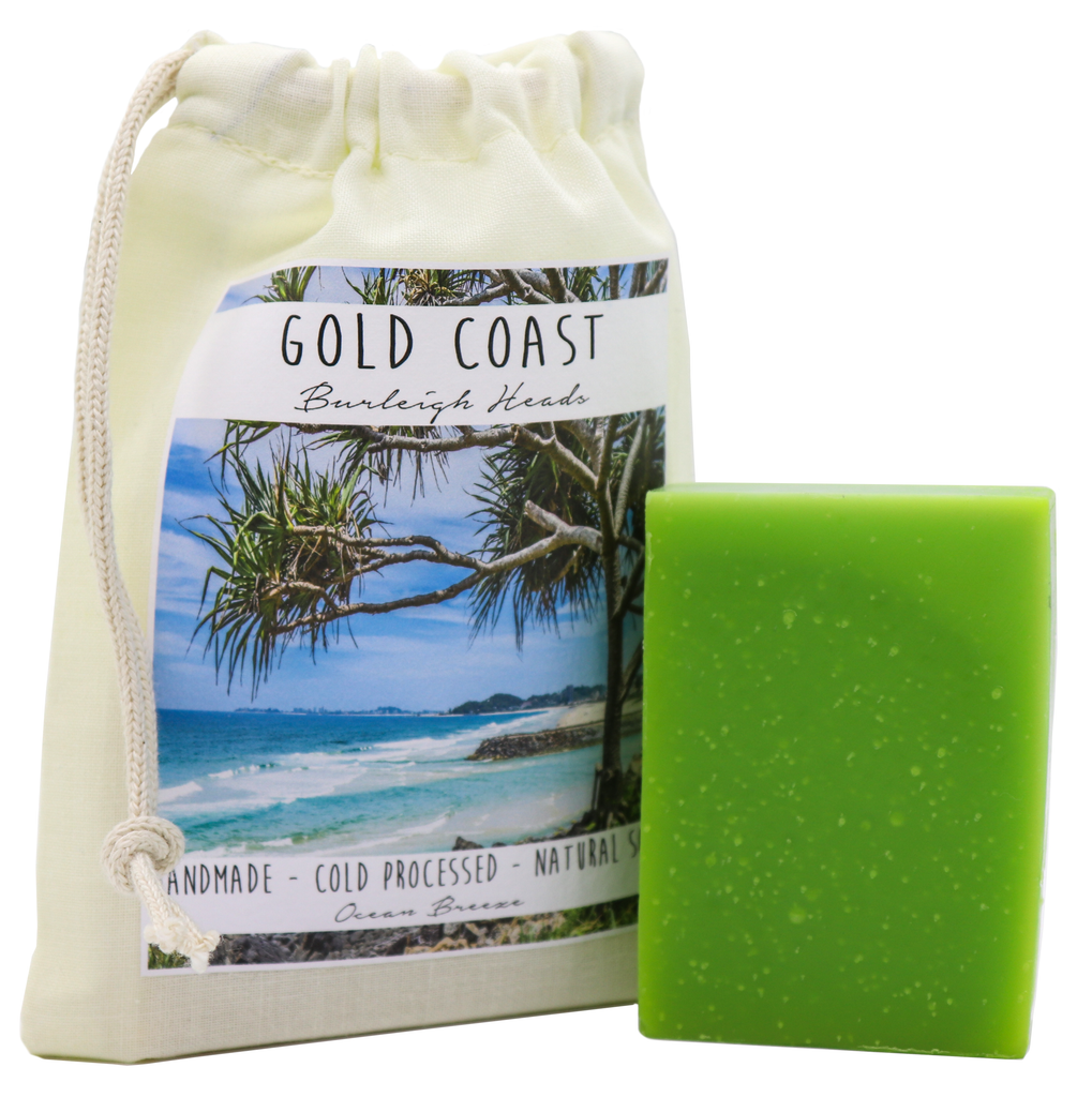 GOLD COAST - Burleigh Heads Soap - Noosa Handmade