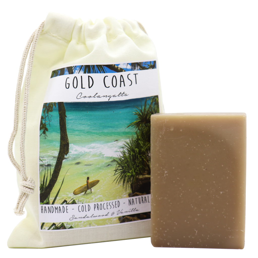 GOLD COAST - Coolangatta Soap - Noosa Handmade