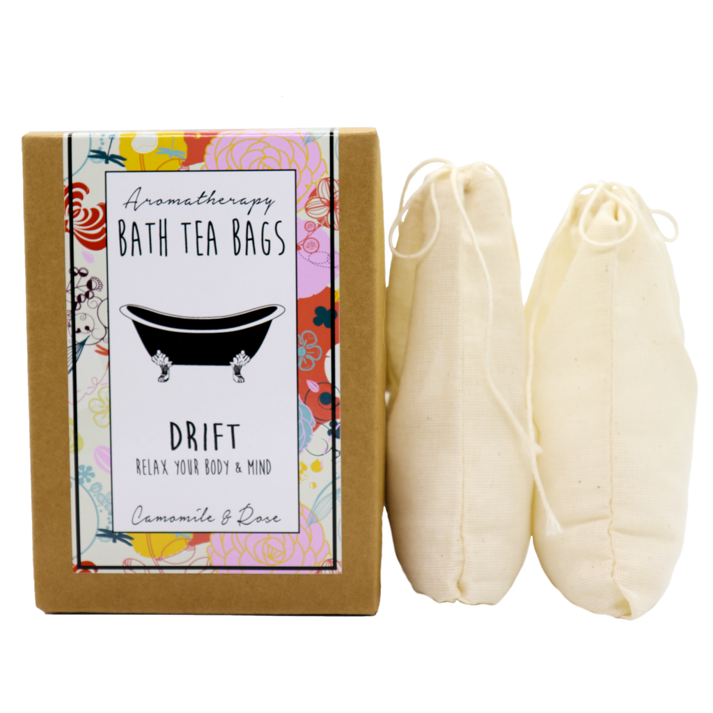 Drift Bath Tea Bags - Noosa Handmade