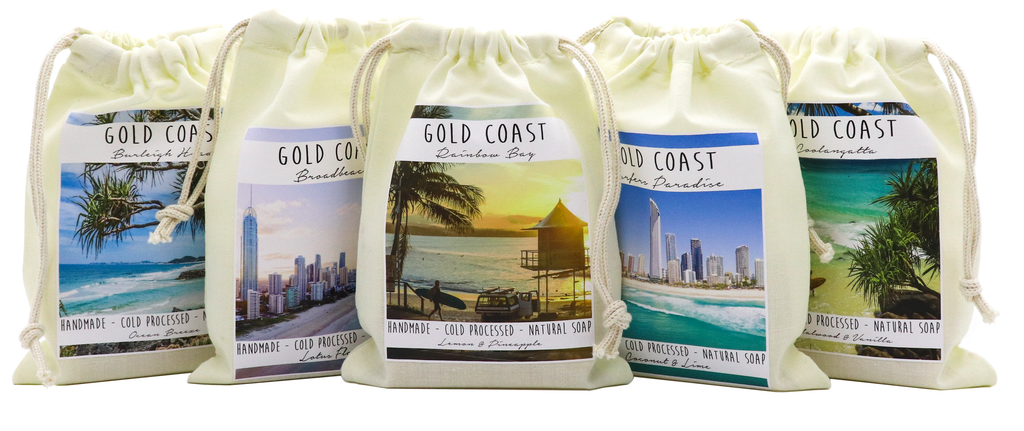 GOLD COAST - Broadbeach Soap - Noosa Handmade