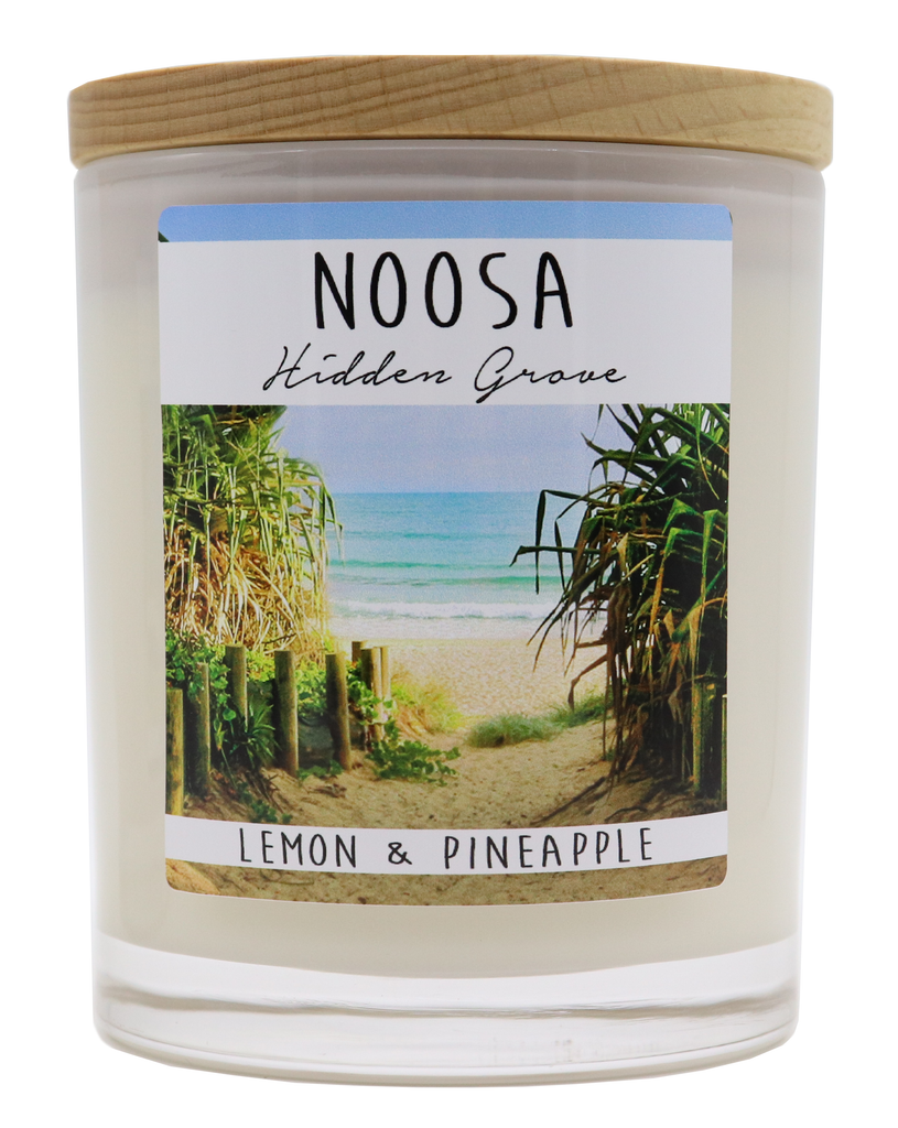 Noosa - Hidden Grove Jar Soy Candle