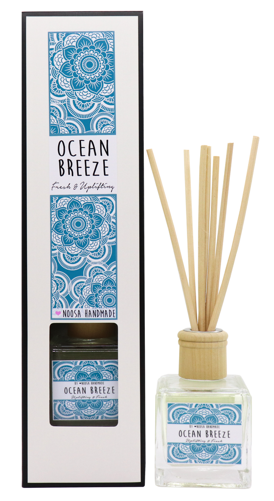 Senses Reed Diffuser - Ocean Breeze