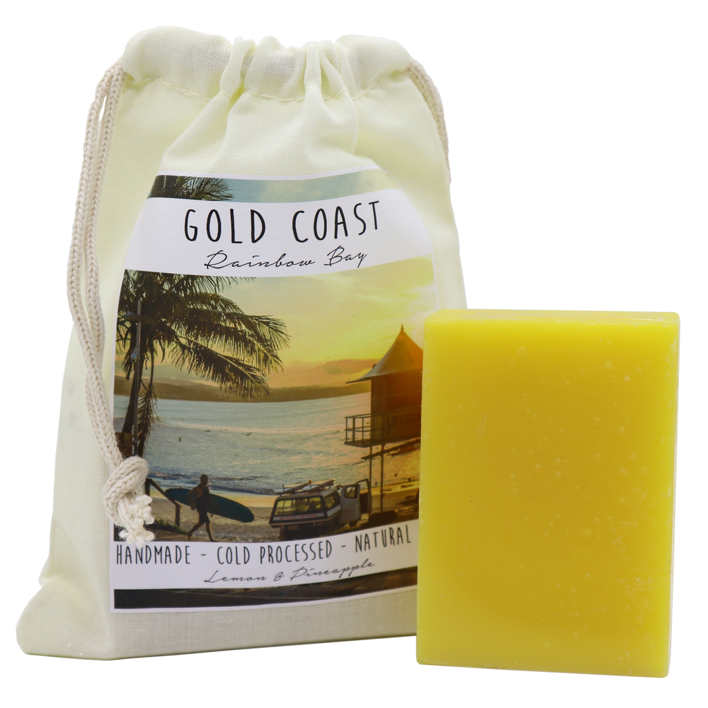 GOLD COAST Rainbow Bay Soap