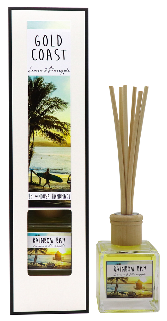 GOLD COAST Reed Diffuser - Rainbow Bay